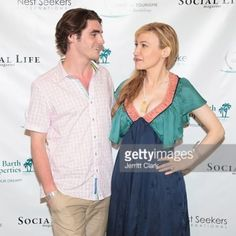 Devorah Rose and actor RJ Mitte at the 4th Annual St. Barths Hamptons Gala