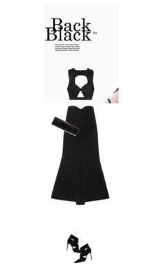 """""""Bennington #4660"""" by canlui ❤ liked on Polyvore featuring moda, Alice McCall, Gianvito Rossi e Nancy Gonzalez"""