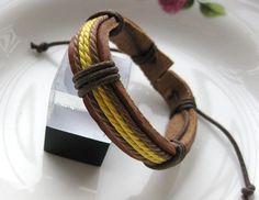 Bracelet women bracelet men bracelet with by braceletbanglecase, $3.00