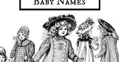 Unusual baby names, offbeat baby names, old fashion baby names, weird baby names, alternative baby names.