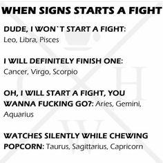 25 funny zodiac signs