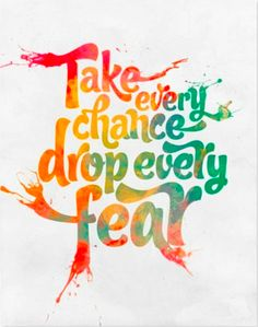 Dr Seuss Quote on fear