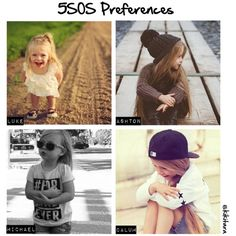 """5SOS Preferences: Your little girl"" by kikitara on Polyvore"