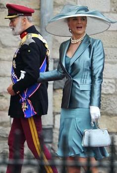 Prince & Princess Michael of Kent -- wtf is going on here