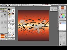 how to create custom brushes in corel painter
