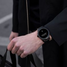 The Summit 2 Smartwatch offers some of the most technologically advanced watchmaking alongside a classic design. Experience the Summit Montblanc Summit, Summit Learning, Talk To The Hand, Wearable Technology, Smart Watch, Watches, Face, Google, Mens Fashion