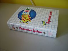 You didn't feel organized until you had put it in your Fun Fax - this was my life!