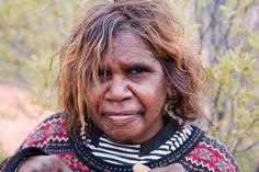 Australia aboriginal woman