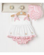 OMG! So Cute for lil girls. Janie and Jack - Layette Girl 0-18 months - Infant Clothes, Newborn Clothes, Baby Clothing and Newborn Clothing at Janie and Jack