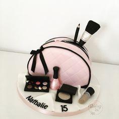 Make up cake, teenager, Torte, Geburtstag, Birthday