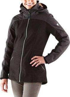 KUHL Women's Kondor Jacket Gotham XS