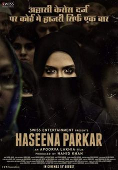 Shraddha Kapoor is looking forward for her next film Haseena Parkar. she will be playing gangster Dawood Ibrahim's sister Haseena Parker.