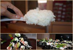 Горшочек, вари! Рецепты: Рис для суши в мультиварке