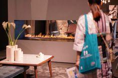 Planika fireplace, Vibieffe, iSaloni 2015 www.planikafires.com, www.facebook.com/... #mdw15 #milandesignweek #mdw2015 #isaloni #salonedelmobile #isaloni2015 #salone2015 #milano #milanofiera #milandesignweek2015 #rhofiera #fireplace