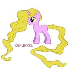 MLP Disney princess #2