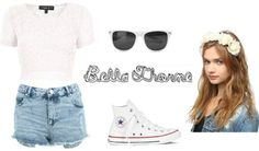 Bella thorne outfit1