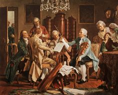 The String Quartet of Haydn, Mozart, and Beethoven!