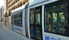 Getting Around Lyon: The Tramway