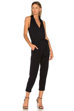 998f050b5e19 Shop for Bailey 44 Jerk Chicken Jumpsuit in Black at REVOLVE.