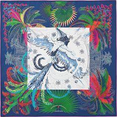 - La Maison des Carrés Hermès Mythiques Phoenix Coloriages