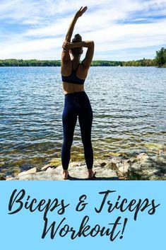 #fitwomen #workouts #biceps #triceps