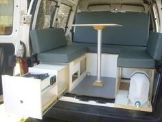 mini camper para partner, berlingo y kangoo