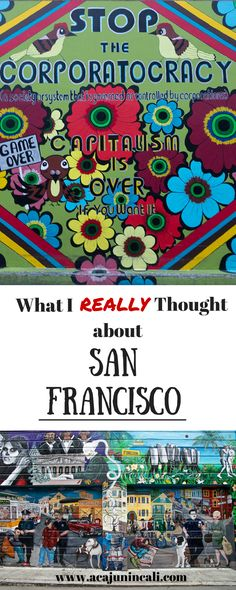 Want to hear my honest thoughts about traveling to San Francisco, California? Click here!