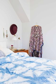 Shibori style duvet cover DIY! Working with /IKEAUSA/ #first59