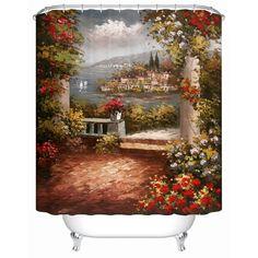 Mejores 36 imágenes de Cortinas para la ducha... en Pinterest ...