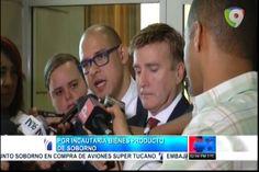 Embajador de USA en el país apoya a las investigaciones de soborno a la compra de los súper tucanos
