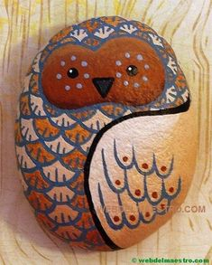 Each of our painted rocks are hand picked by us from the beaches of Newfoundland, Labrador, and North Eastern Quebec, and painted with original designs. Inspired by nature, our rocks display a. Pebble Painting, Pebble Art, Stone Painting, Stone Crafts, Rock Crafts, Arts And Crafts, Painted Rocks Craft, Hand Painted Rocks, Painted Stones