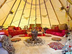 Byron Bay house rental yurt