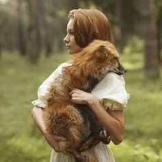 500px / Katerina Plotnikova. Beautiful photos with real animals.