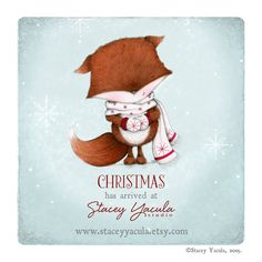 christmas at Stacey Yacula Studio, ©Stacey Yacula, 2015.