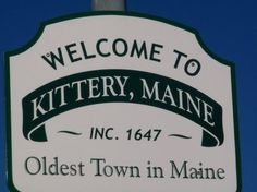 Kittery, Maine, US~~This is where I grew up!! #kittery #maine