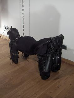 "slavepet2: "" pet chained """