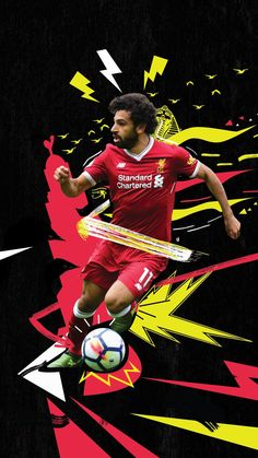 All You Need To Know About Football. Football is a game for giants. Football is made up of physically tough people, but also mentally tough ones too. Liverpool Anfield, Liverpool Champions, Liverpool Football Club, Best Football Players, Good Soccer Players, M Salah, Mohamed Salah Liverpool, Messi, Ronaldo Real Madrid