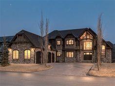 9 ASPEN RIDGE GA SW, Calgary: MLS® # C4024670: Aspen Woods Real Estate: discover-real-estate-in-calgary Aspen Wood, Calgary, Real Estate, Mansions, Dream Houses, House Styles, Woods, Home Decor, Mansion Houses