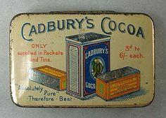Cadbury's Cocoa.