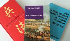 Christian A. Estay-Niculcar: La estrategia al unir a Sun Tsu, Clausewitz, Lenin...