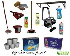 """scifits3ccblog: """"Cleaning decor: http://www.simsmarktplatz.net/index.php?page=DatabaseItem&id=565 """""""
