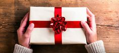 The best gift you can give someone for Christmas... The Gift of Jesus Christ!