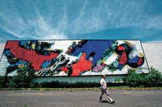 Stefan Knapp Mural in New Jersey Is a Mammoth in Mothballs - NYTimes.com