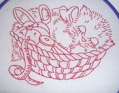 vintage embroidery designs - Yahoo Image Search Results