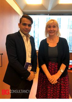 Expanding our Business Relations with H.E, The Ambassador of Finland, Ms. Riitta Swan. Our Director of UAE Operations, Mr. Dheeraj Sharma had a meeting with Her Excellency to discuss about growing #investment between #Finland, #UAE, #India & #Poland on 18th of February 2018 at the Embassy of the Finland in Abu Dhabi, UAE. Visit: https://www.bgconsultancy.eu/