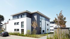 Loweg Architekten | Mehrfamilienhäuser