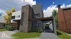 Two Stories House - Project Santa Catalina by Architect Martín Bonari