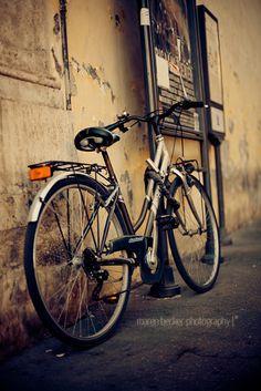 Bike in Italy.