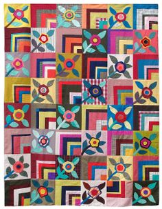 nifty quilts: A finish, a start and a ribbon! I like this for novelties for a fresher I Spy.