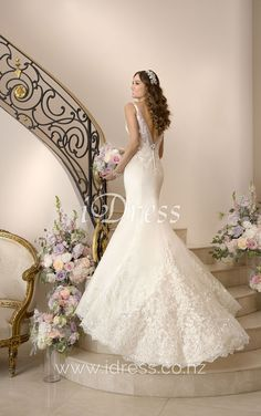 Stella York Wedding Dresses - Search our photo gallery for pictures of wedding dresses by Stella York. Find the perfect dress with recent Stella York photos. Popular Wedding Dresses, Wedding Dresses With Straps, 2016 Wedding Dresses, Bridal Dresses, Wedding Gowns, Bridesmaid Dresses, Wedding Ceremony, Dresses 2016, Stella York